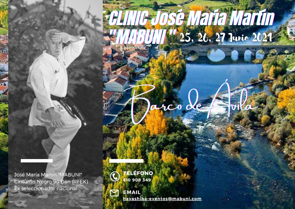 jose maria martin mabuni clinic
