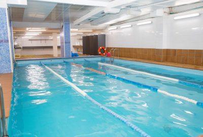 piscina gimnasio mabuni